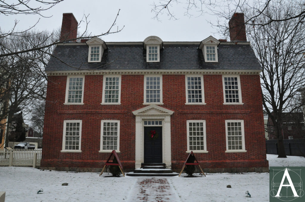 Archipedia new england four centuries of building in new for Building a house in ma
