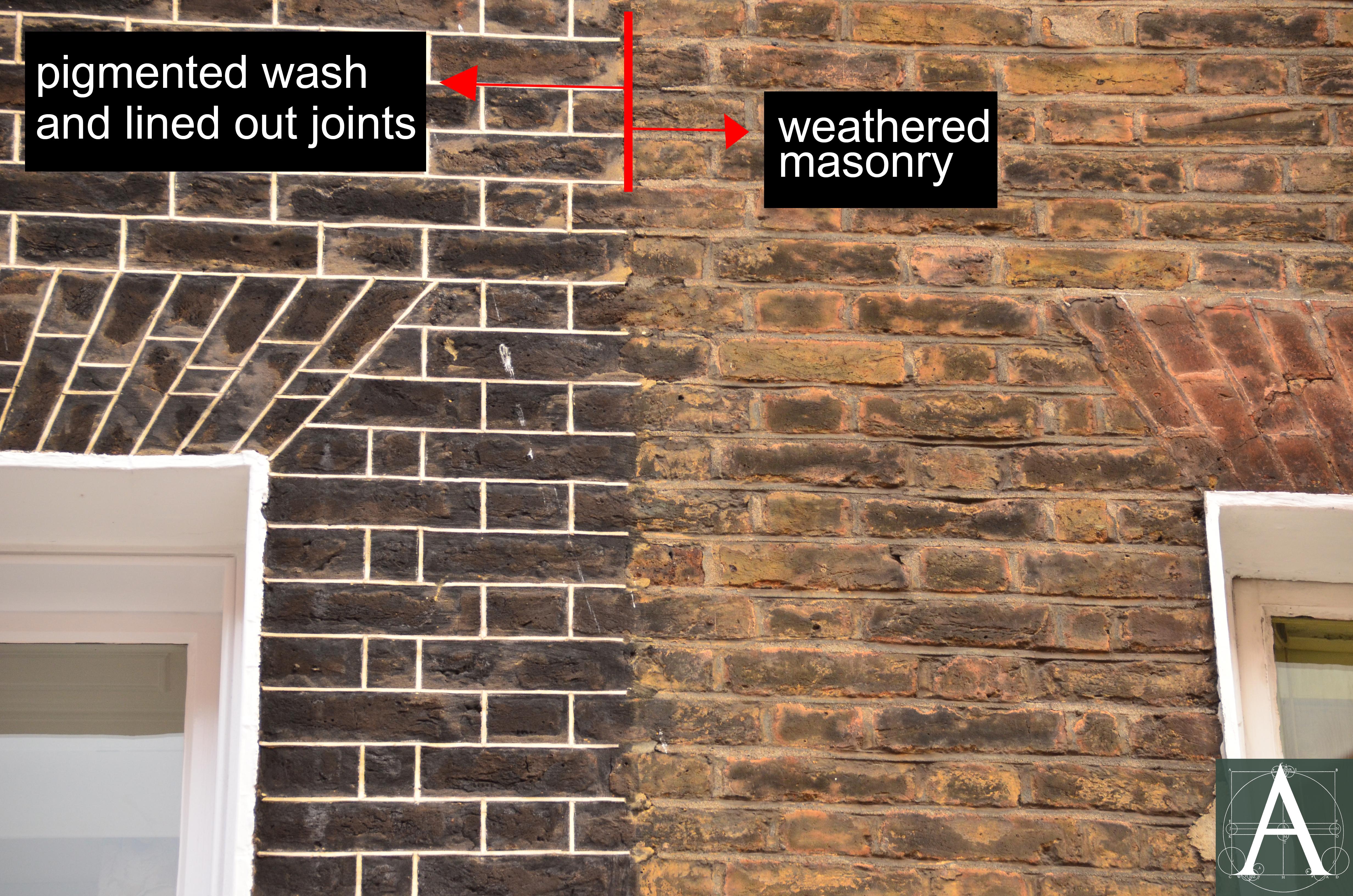 Historic Masonry Finishes